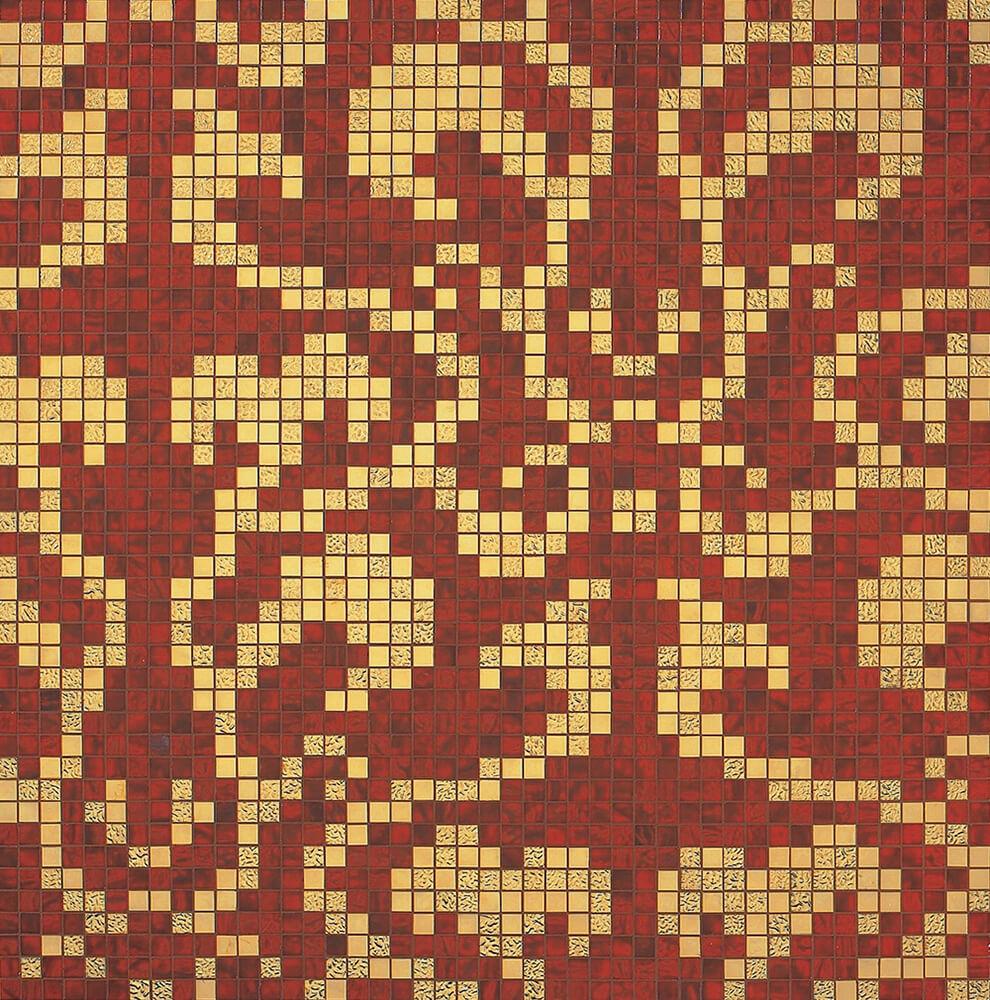 Damasco Rosso Oro