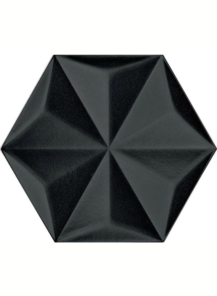 Black Frozen Crystal