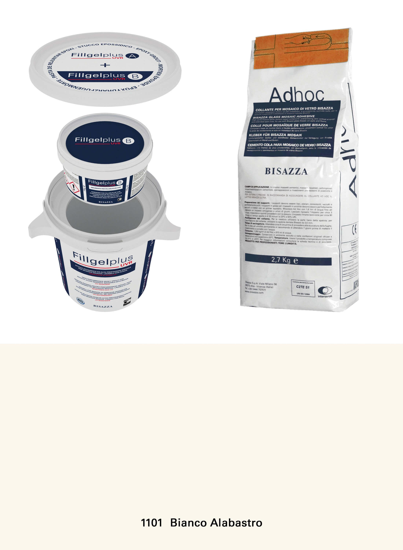 IInstallation Kit UVR - 1101 bianco alabastro
