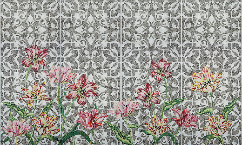 Tulips Grey