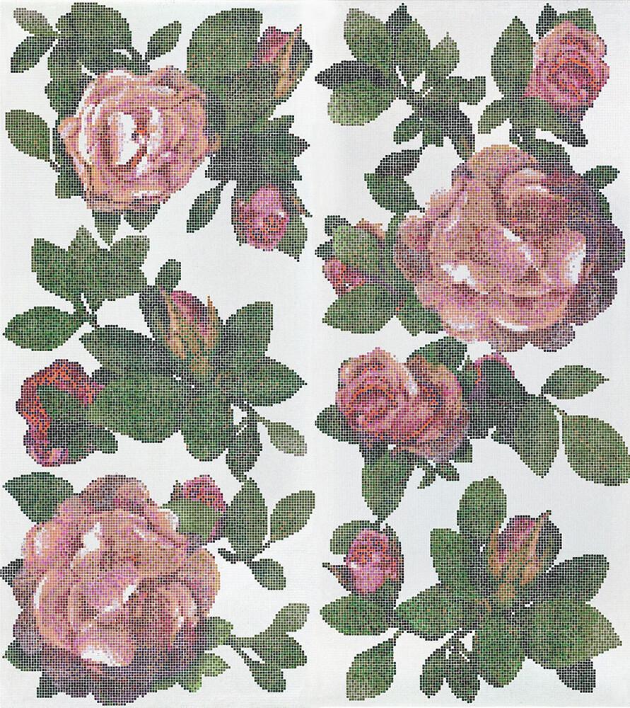 Springrose Bianco