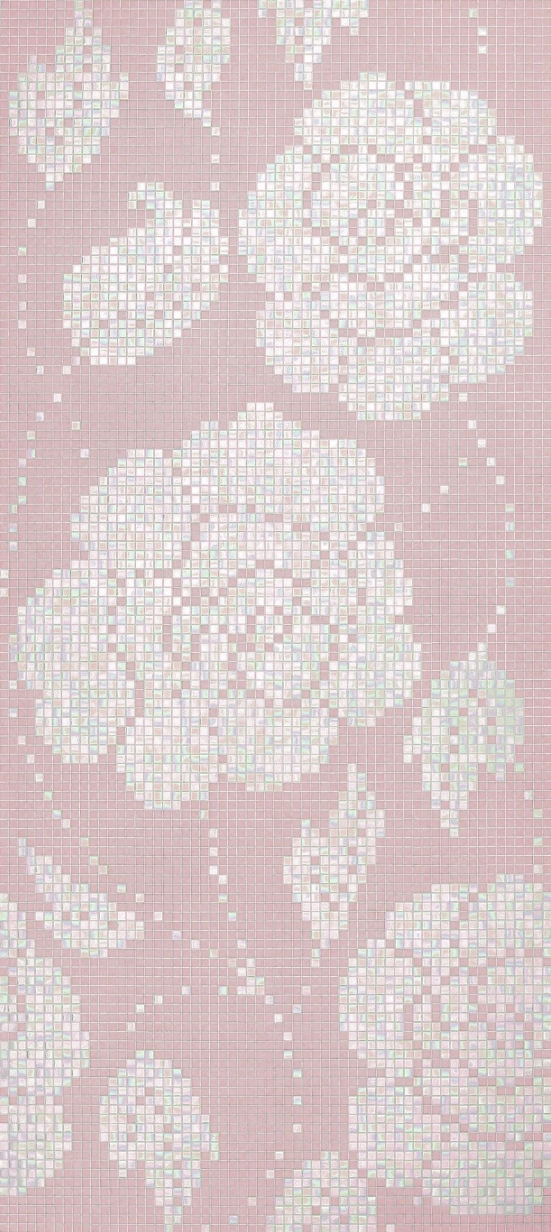 Winter Flowers Pink