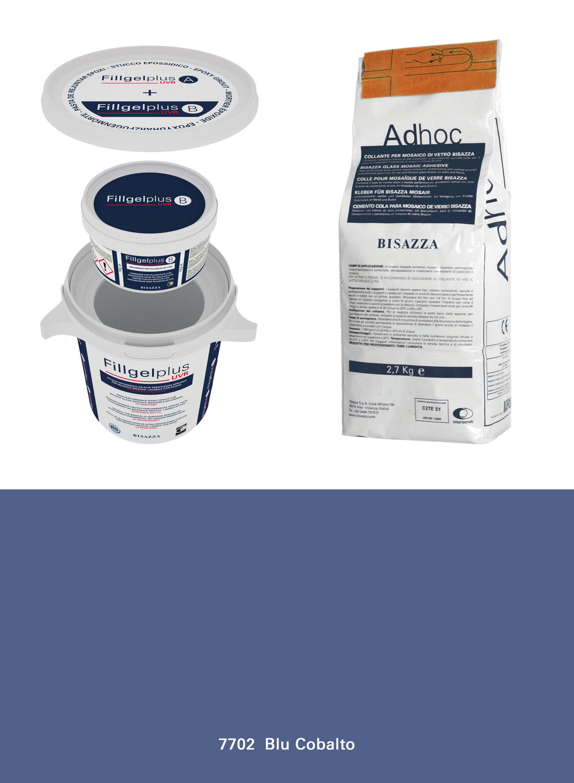 Installation Kit UVR - 7702 blu cobalto