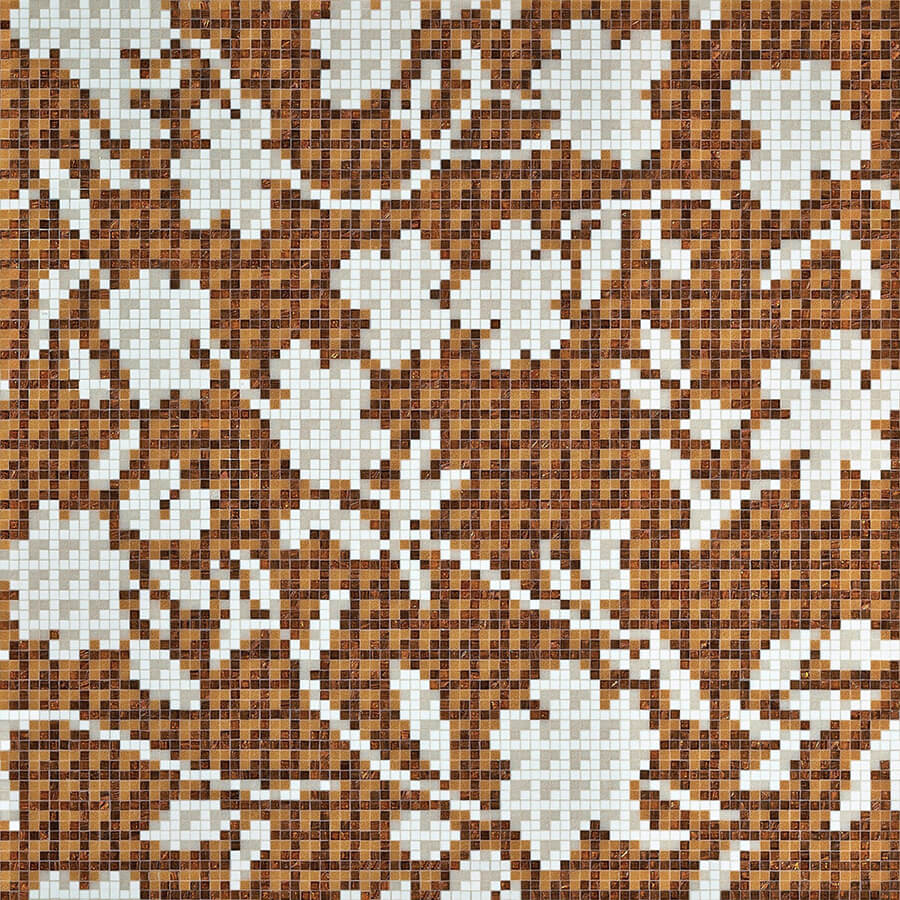 Flower Corner Brown