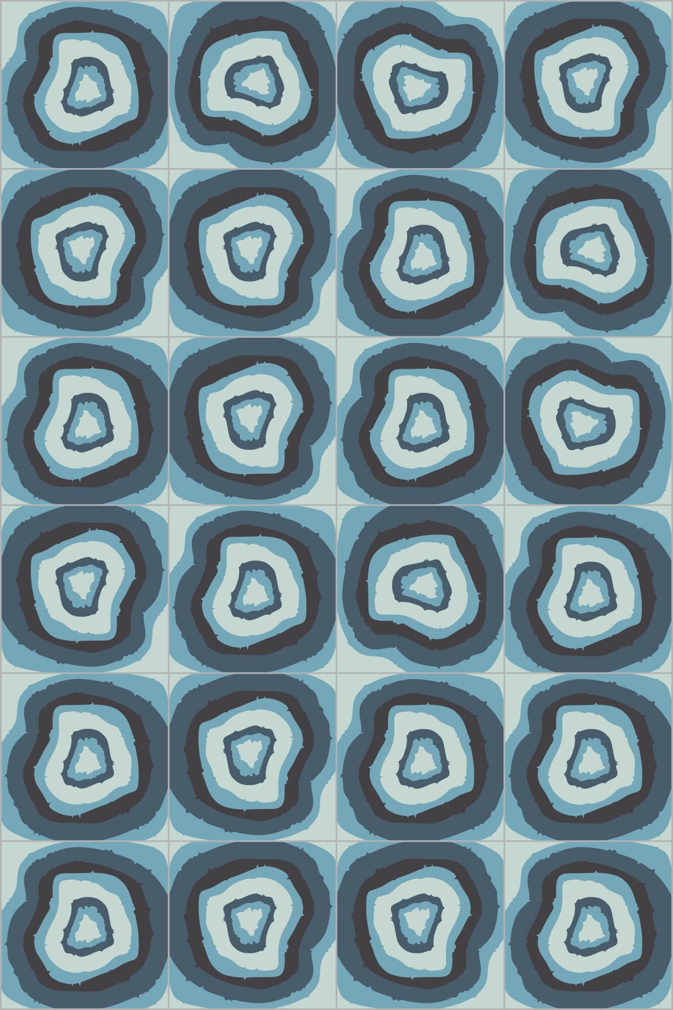 Brazilian Agata Blu